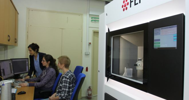 Electron Microscopy center